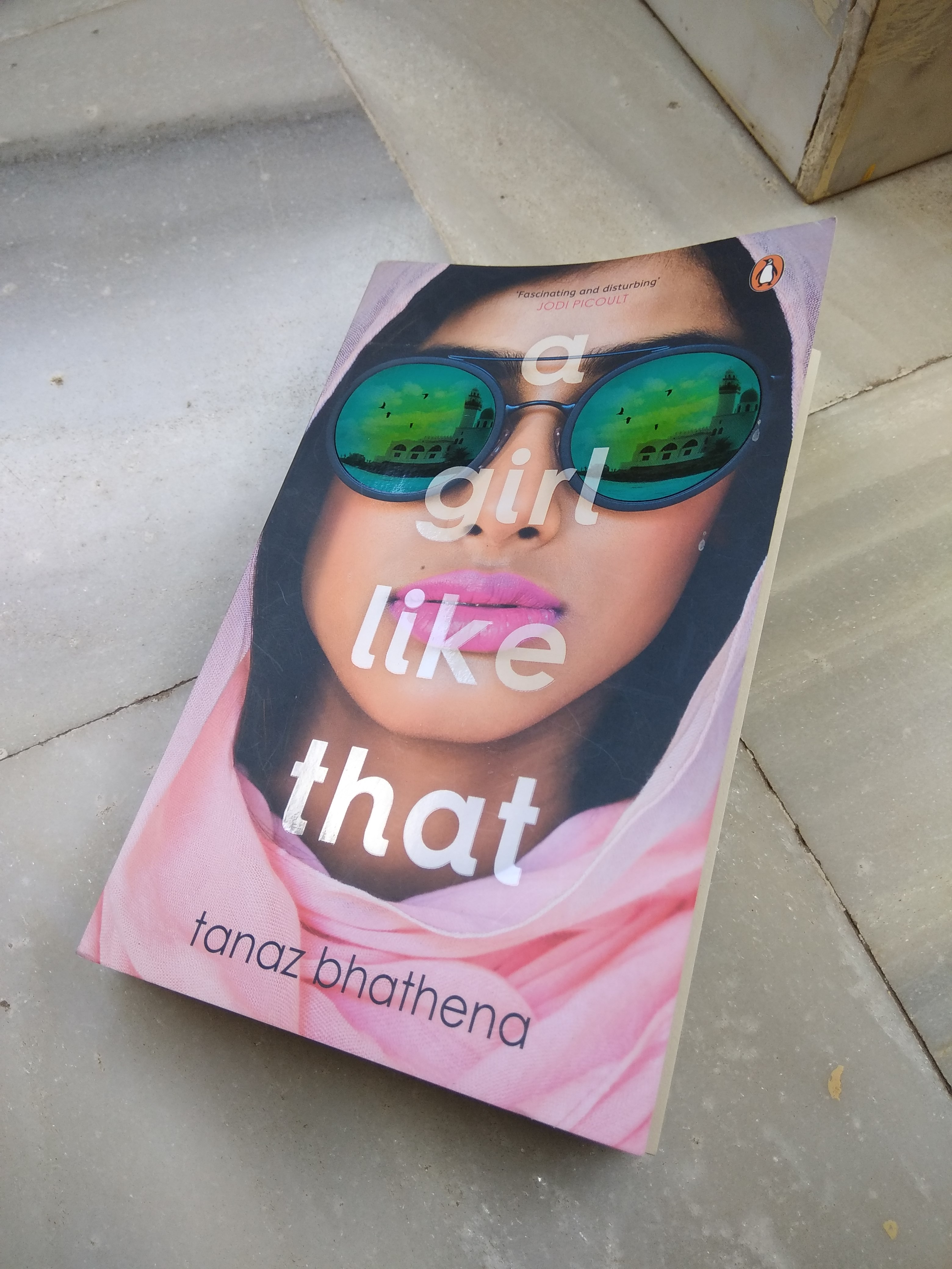 Book Review – A Girl Like That