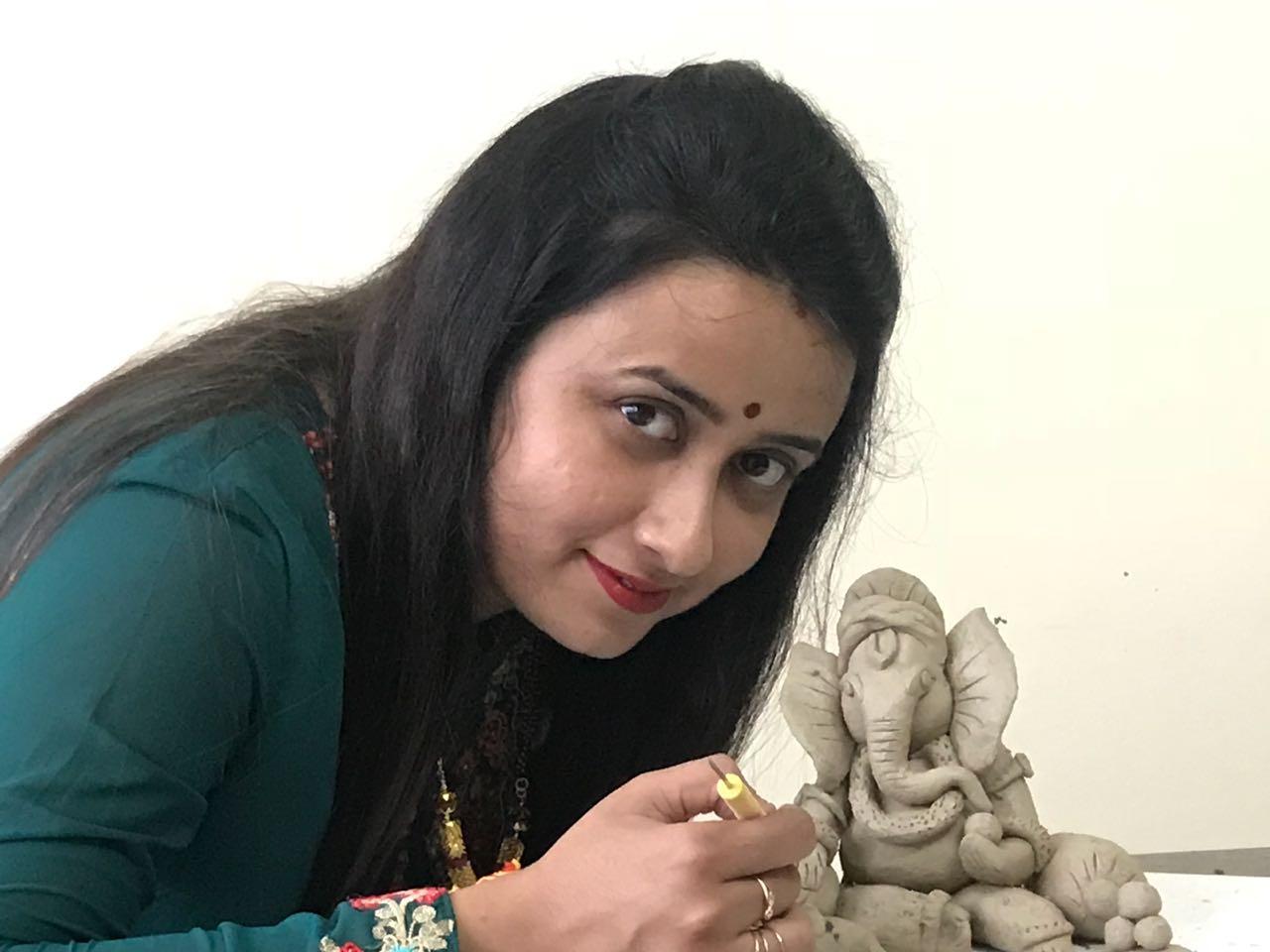 Ek Do Teen Chaar Eco Ganpati Ki Jai Jai Kaar!!!