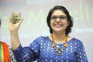 From Advertising to Claying – Her Journey Is A Piece Of Clay That She Chose To Mold Herself