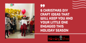 6 Christmas DIY Craft Ideas That Will Keep You And Your Little One Engaged This Holiday Season