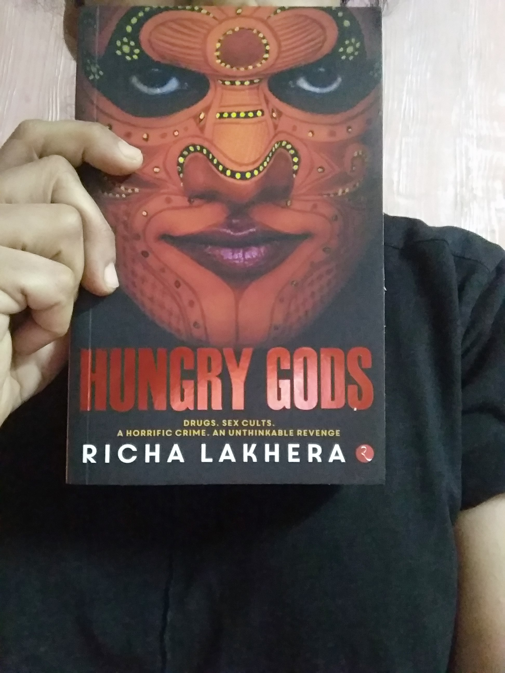 Book Review- Hungry Gods by Richa Lakhera