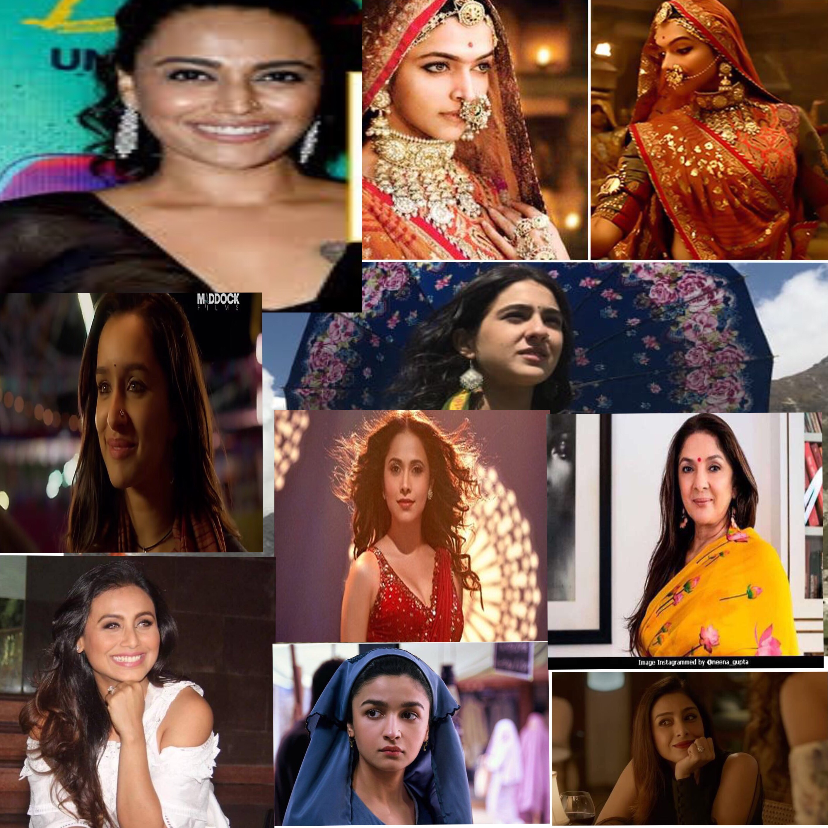 9 Actresses from Bollywood Who Gave Us Mind Blowing Performances in 2018