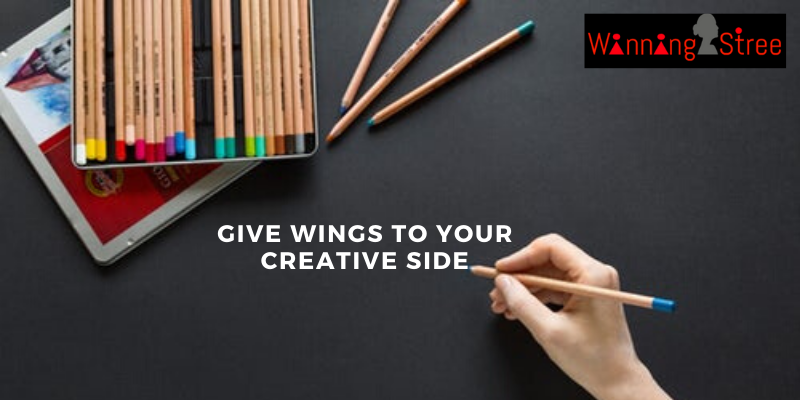 Give Wings To Your Creative Side With Creativity