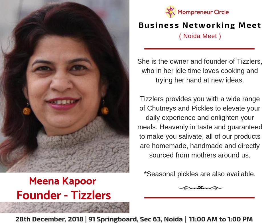 Meena Kapoor