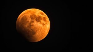 How Today's Lunar Eclipse will Change your Life by Kinnari Davawala