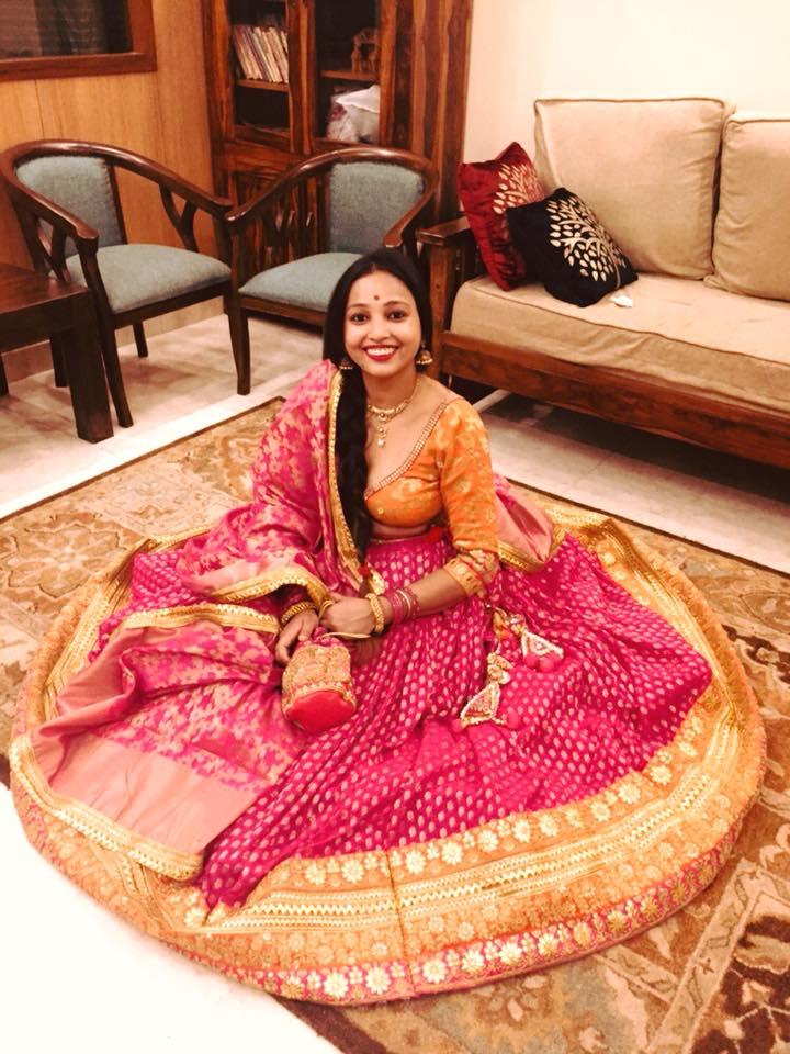 Wedding Fashion Trend By Kritika Prasad Ranjan