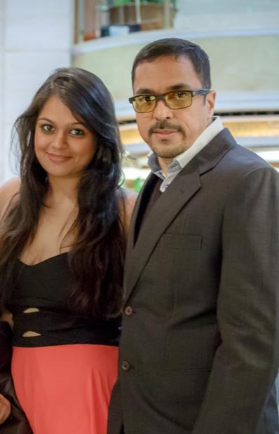 Sarrah & Her Father's venture D-Alive