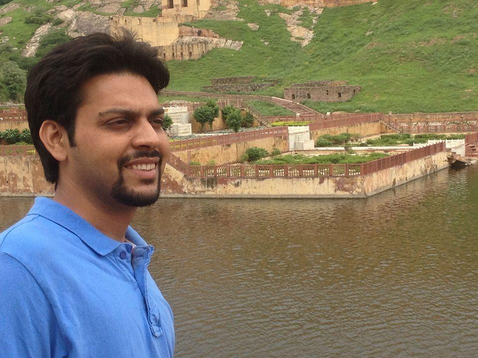 Saurav Sharma Co-founder of Mompreneur Circle