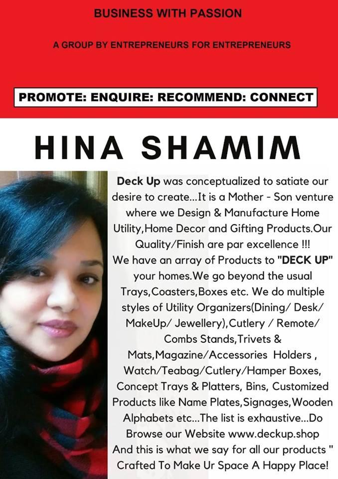 Hina Shamim