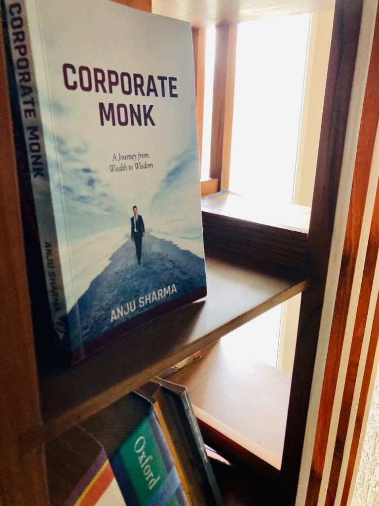 Corporate Monk by Anju Sharma