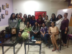 Getting to Know the participants from Meet, Pitch & Discuss Who Are Equally A Bunch Of Passionate & Emerging Female Entrepreneurs In India