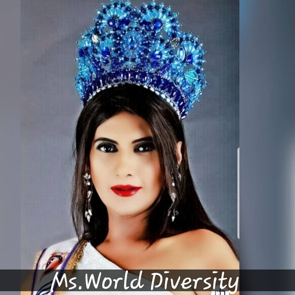 Presenting Naaz Joshi, The First Indian Trans- Sexual Woman to Have Won Miss World Diversity who believes in Never Ever Giving Up!