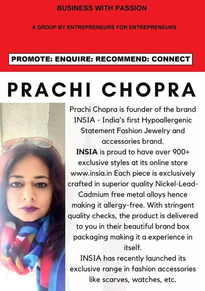 Prachi Chopra