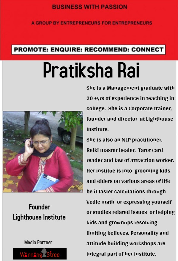 Pratiksha Rai