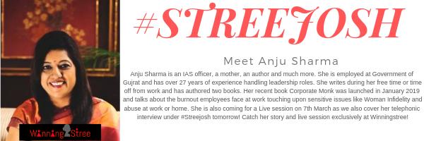 Meet Anju Sharma