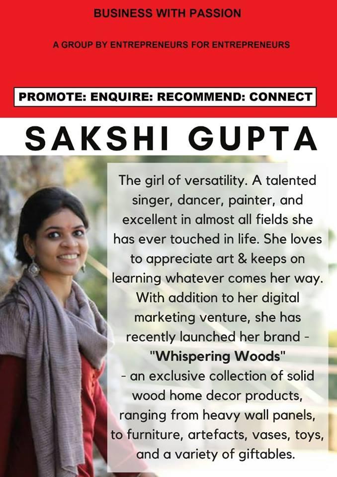 Sakshi Gupta