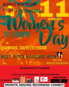 Meet, Pitch & Discuss – Talk of the Town for Woman Entrepreneurs in Delhi/NCR