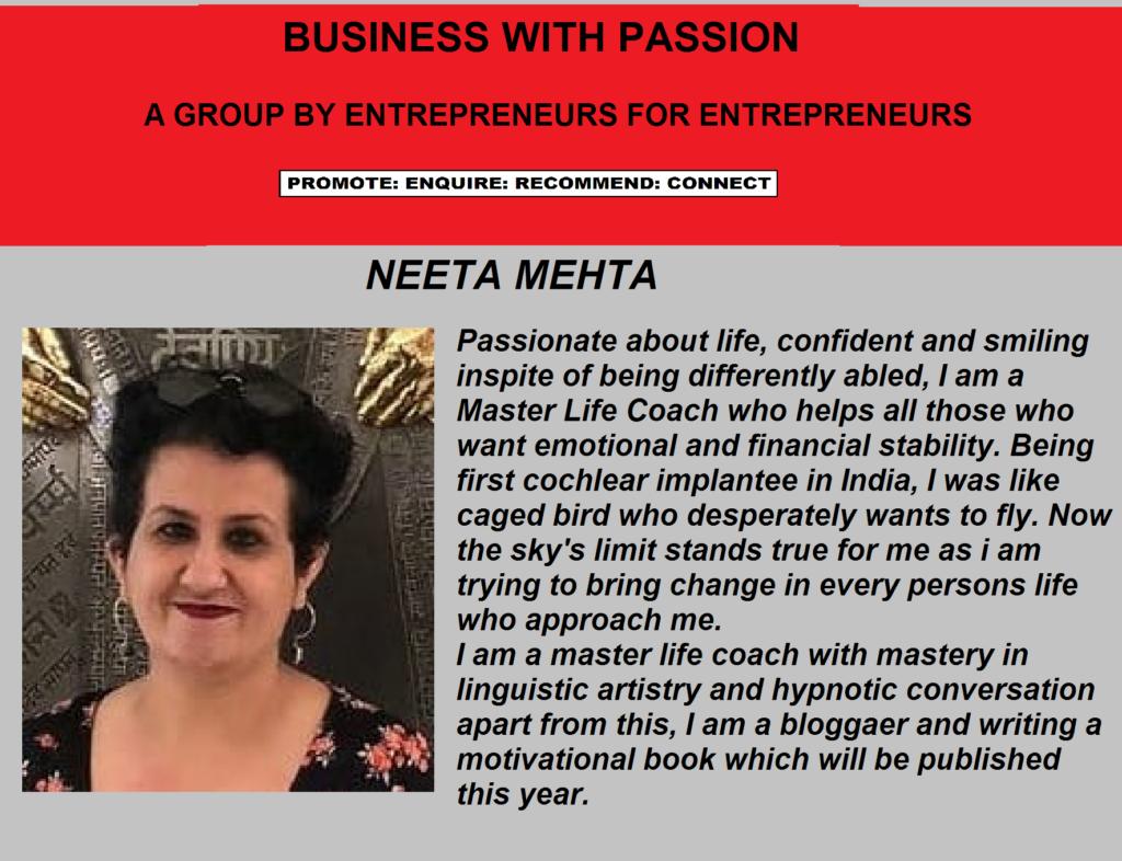 Neeta Mehta
