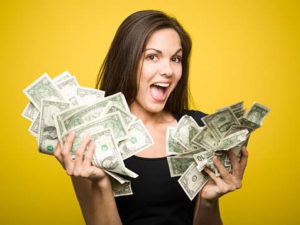 4 Things Women Usually Do After Winning The Lotto