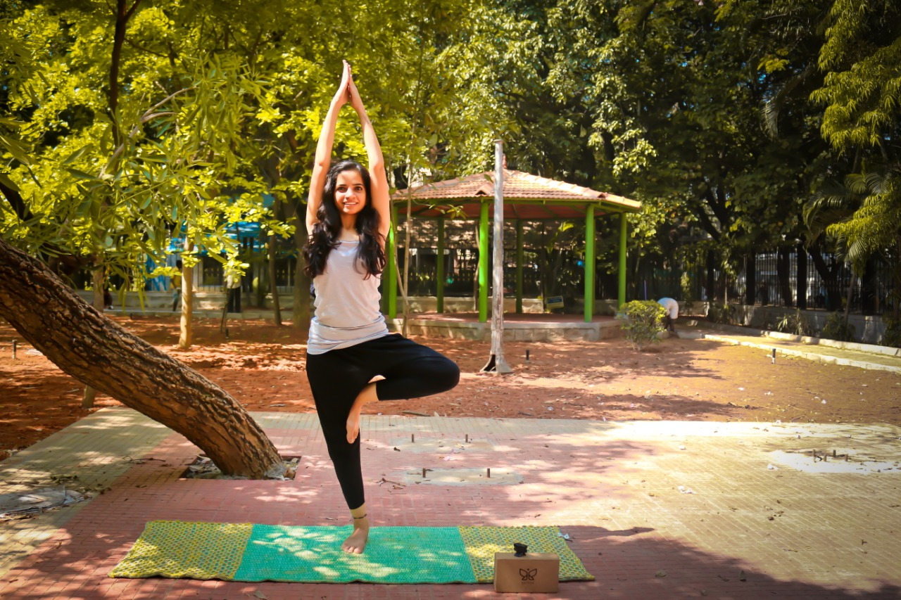 YOGA: A FORM OF ART WITH A SPIRITUAL TOUCH