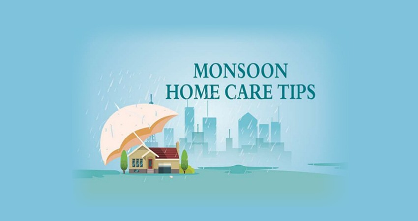 Beat The Monsoon Blues & Ready With Monsoon Home Care Tips From Ritu Deshpande