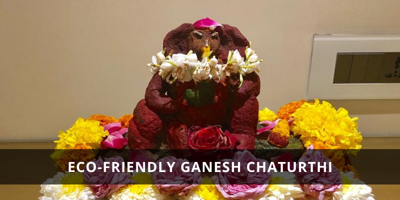 Mumbai-Based Abstract Artist Krupa Shah's Quest For A Less-Polluting Fish-Friendly Ganesh Chaturthi
