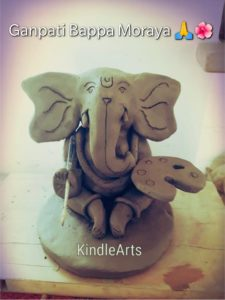 Kindle Arts - Ganesh Utsav
