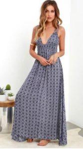 Maxi Dress - International Fashion Trends