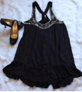 Ruffle Dress - International Fashion Trends