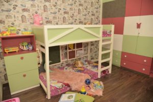 Wall Paper on Kid's Room - Interior Design Trends 2020