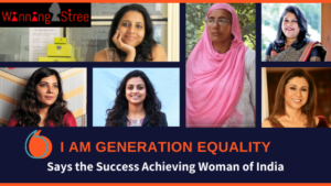 Women Taking One Step Closer Towards Generation Equality