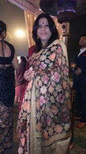 Chanderi Silk Saree - WinningStree