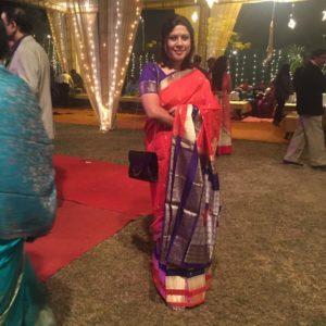 Weddings and Kanjivaram go hands in hand