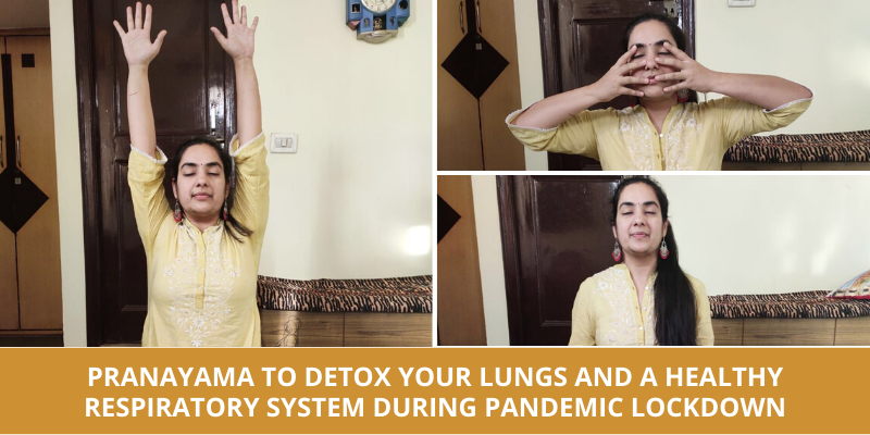 7 Pranayama's Or Breathing Exercises To Detox Your Lungs And Have A Healthy Respiratory System