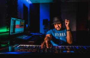 Rohan Solomon At Studio