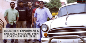 Enlighten, Experiment & Exist:  All The Same, Even For This Peepal Tree