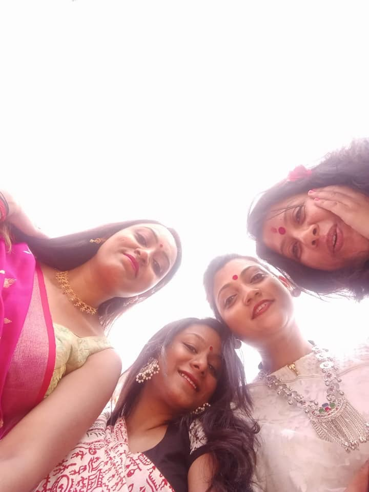 Bengali Women having fun