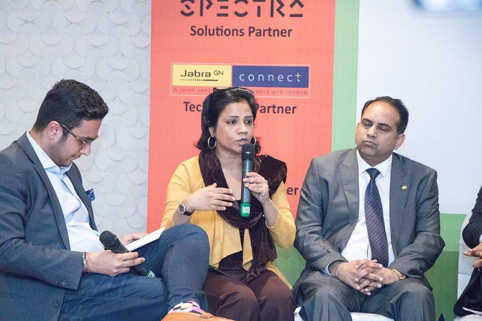Neeru At Press Conference