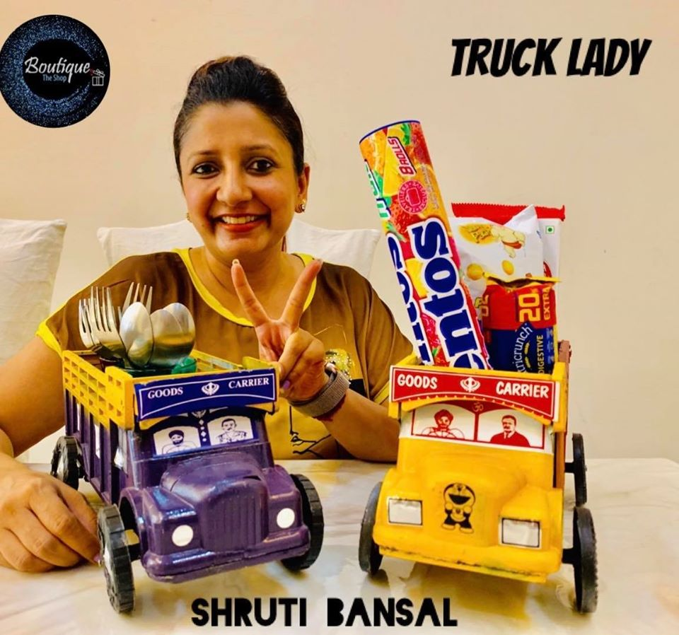 Truck Lady