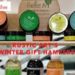Rejoice with Rustic Art's Winter Gift Hampers this Holiday Season