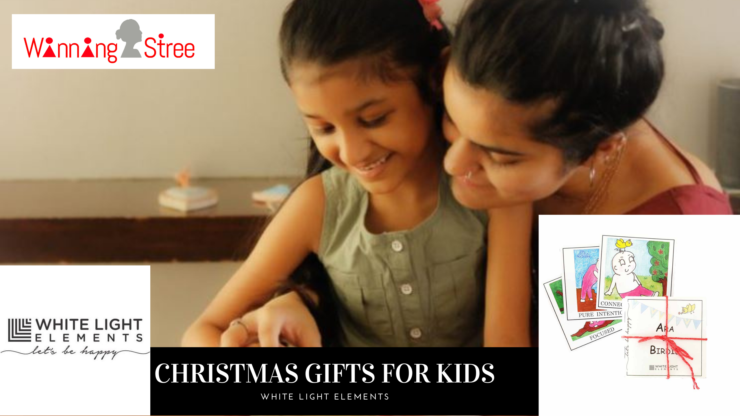 Best Christmas Gifts For Kids : From The House Of White Light Elements