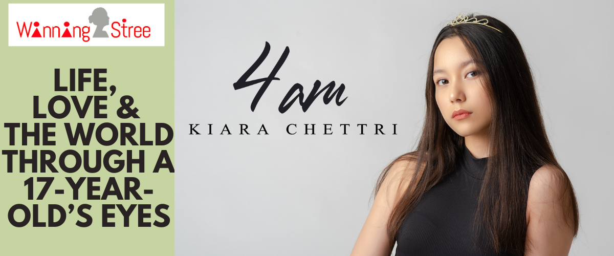 DEBUT ALBUM of Kiara Chettri (4 AM ) is available!