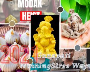 Ganapati 2021 Celebrations The WinningStree Way