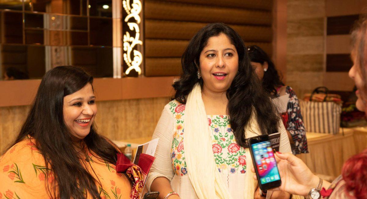 Megha Chaddha & Neha Chandra WASME House